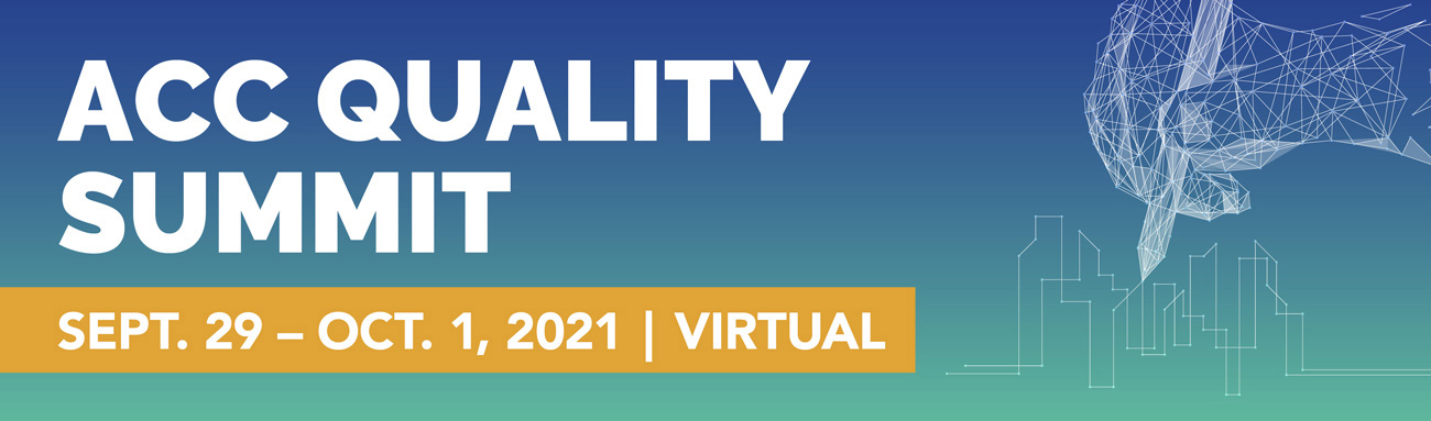 ACC Quality Summit Virtual