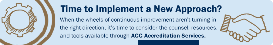 ACC Accreditation Services is Your Partner for QI