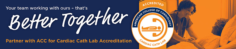 Process Improvement begins with Cardiac Cath Lab v2 Accreditation